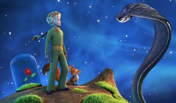 Conversation avec le Petit Prince