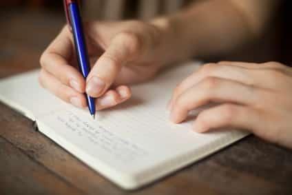 S'écrire, se raconter…